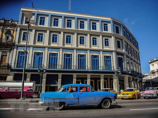 Kinh te Cuba phuc hoi voi muc tang truong nhe trong nam 2017 hinh anh 1