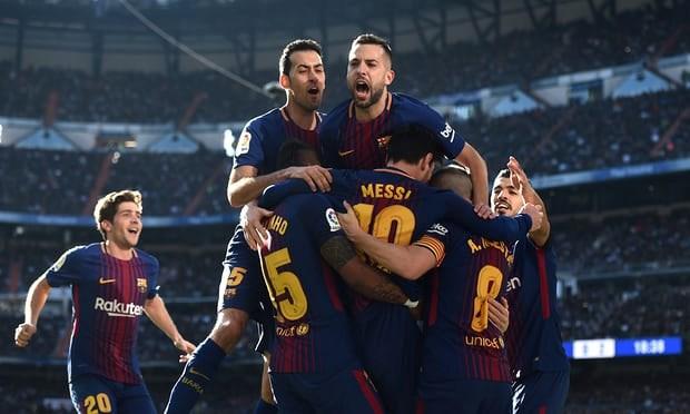 Du am tran El Clasico: Du thanh hay bai deu tai Messi hinh anh 1