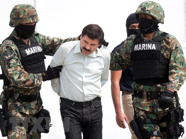 My hoan phien xet xu trum ma tuy El Chapo Guzman sang thang 9 hinh anh 1