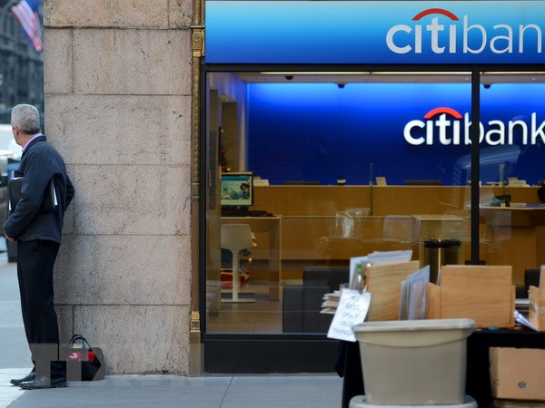 Citigroup thua lo 18,3 ty USD trong quy IV nam 2017 hinh anh 1