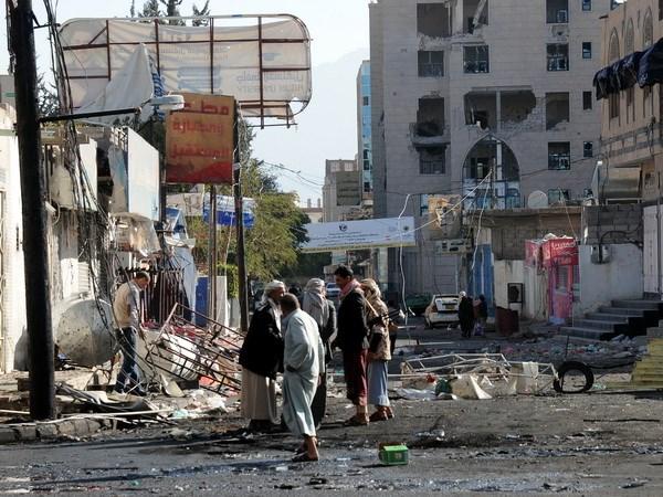 Yemen: Thu linh cap cao Houthi bi am sat tai thu do Sanaa hinh anh 1
