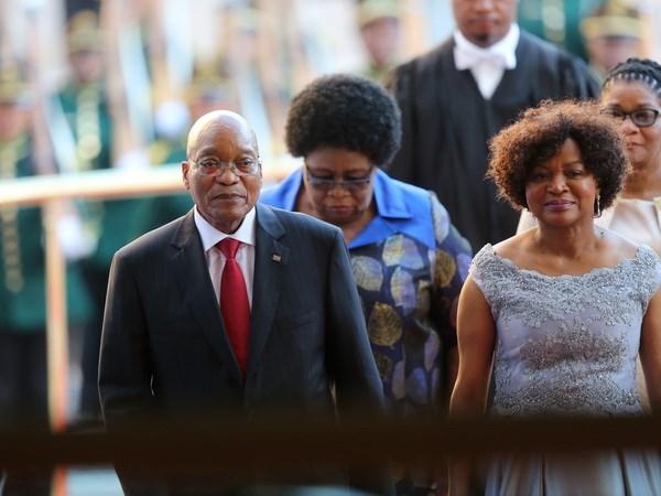 Nam Phi: Dang cam quyen xac nhan yeu cau Tong thong Zuma tu chuc hinh anh 1