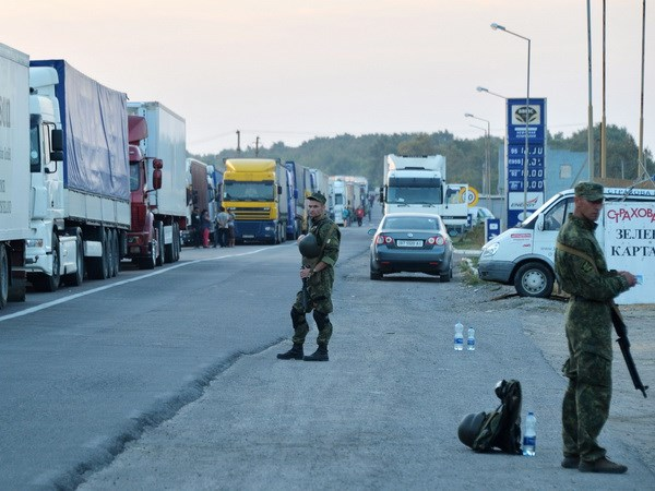 Ukraine thua nhan chua san sang gia nhap EU va NATO hinh anh 1