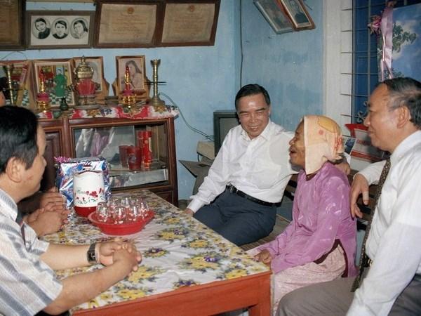 Phan Van Khai - mot nhan cach Thu tuong day nghi luc va tam huyet hinh anh 1