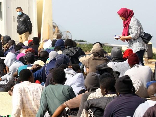 Lien hop quoc va Libya phoi hop giai quyet van de nguoi mat tich hinh anh 1
