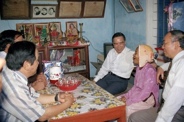 Nhung nam thang gian kho cua nguyen Thu tuong Phan Van Khai hinh anh 1