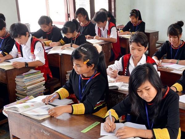 Gia Lai: Hon 1.400 giao vien trong tinh trang xet cham dut hop dong hinh anh 1