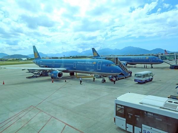 Vietnam Airlines dieu chinh duong bay tranh xa khu vuc Bien Den hinh anh 1