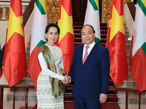 Gioi thieu toan van Tuyen bo chung Viet Nam-Myanmar hinh anh 1