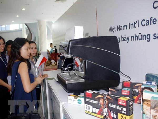 Vietnam Cafe Show 2018: Khong chi don gian la thuong thuc caphe hinh anh 1