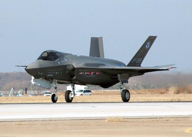 Tho Nhi Ky tuyen bo se dap tra neu My ngung ban may bay F-35 hinh anh 1