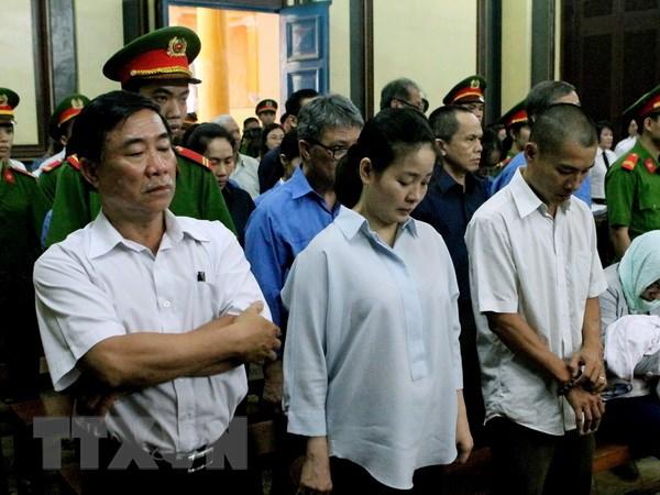 Vu Ngan hang Dai Tin: Khong co chuc nang van tham dinh gia gap 8 lan hinh anh 1