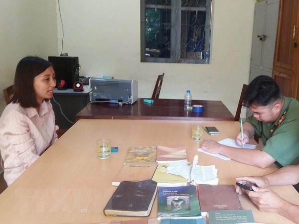 Dien Bien: Nhieu doi tuong loi keo tham gia Hoi thanh Duc Chua Troi Me hinh anh 1