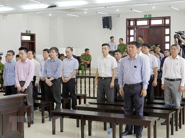 Xet xu phuc tham vu an PVC: Y an so tham voi bi cao Dinh La Thang hinh anh 1