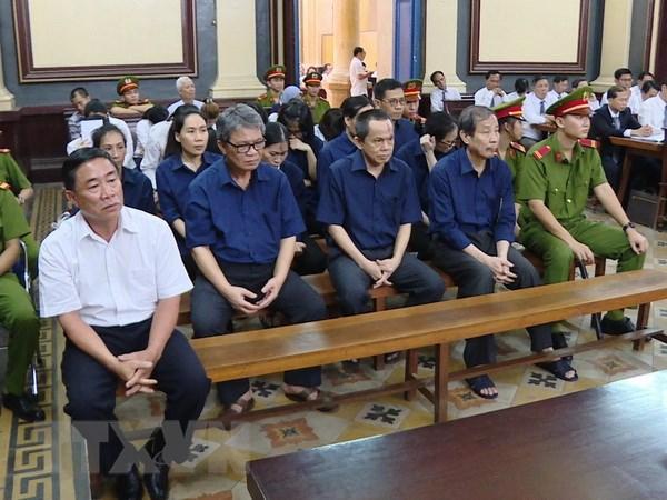 Vu Ngan hang Dai Tin: Hua Thi Phan bi de nghi muc an 30 nam tu hinh anh 1