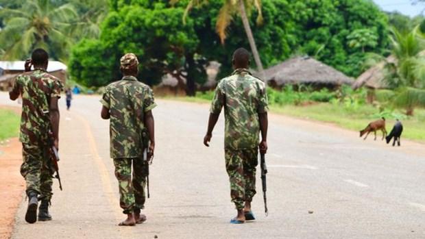 Mozambique: Phien quan Hoi giao chat dau da man 10 dan thuong hinh anh 1