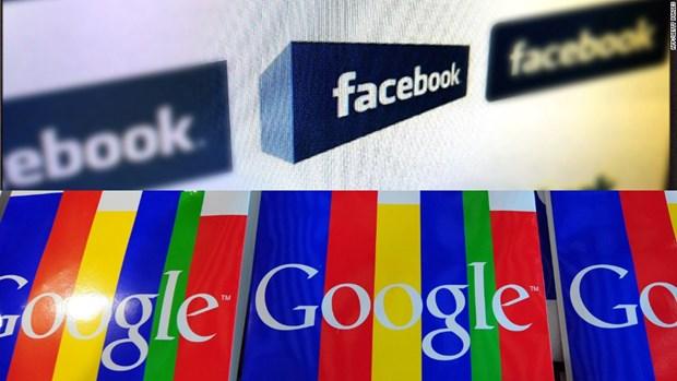 Bang Washington kien Facebook, Google vi pham minh bach bau cu hinh anh 1