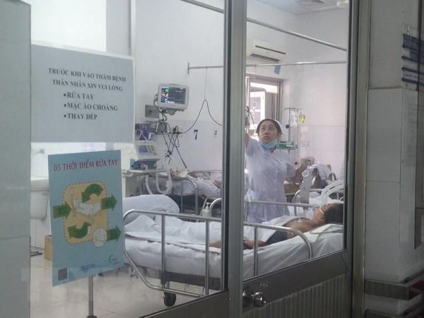 TP. Ho Chi Minh: Mot nguoi tu vong do nhiem cum A/H1N1 hinh anh 1