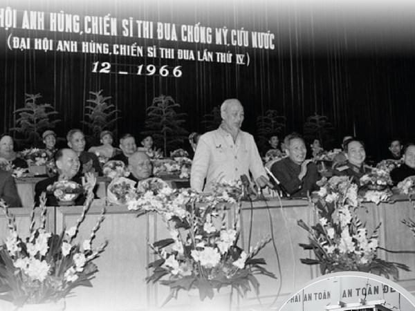 Tham nhuan tu tuong thi dua ai quoc cua Chu tich Ho Chi Minh hinh anh 1