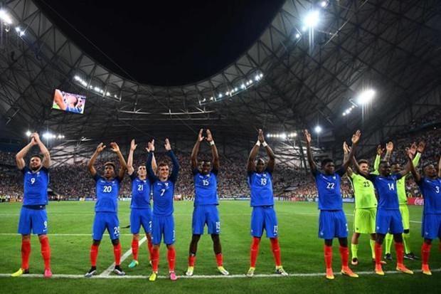 World Cup 2018: Bang C - Phap quyet giai