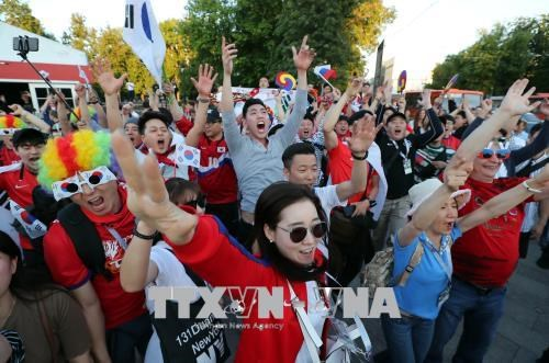 Su dung giay to World Cup tu Nga nhap canh Phan Lan de xin ti nan hinh anh 1