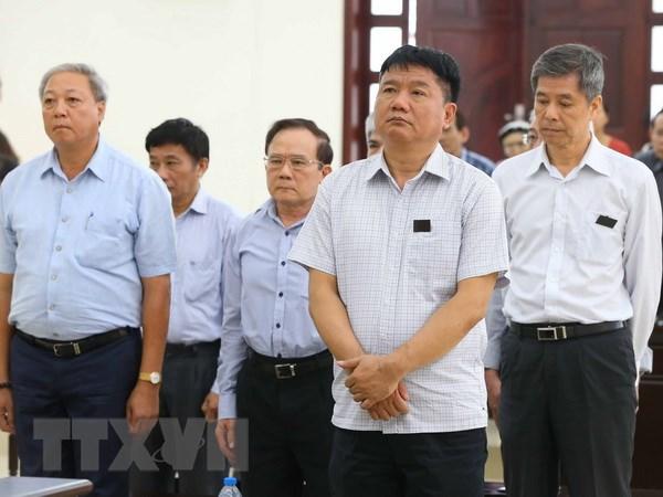 Vu PVN: Giu nguyen toi danh, hinh phat doi voi Dinh La Thang hinh anh 1
