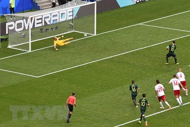 Ky luc moi ve so luong qua da phat penalty trong mot ky World Cup hinh anh 1