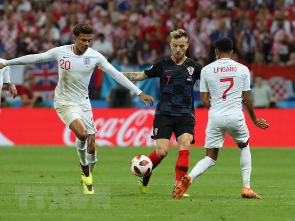 Tien ve Croatia Ivan Rakitic
