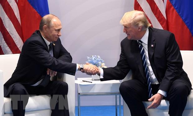 He lo nhung chi tiet trong cuoc gap thuong dinh Putin-Trump hinh anh 1