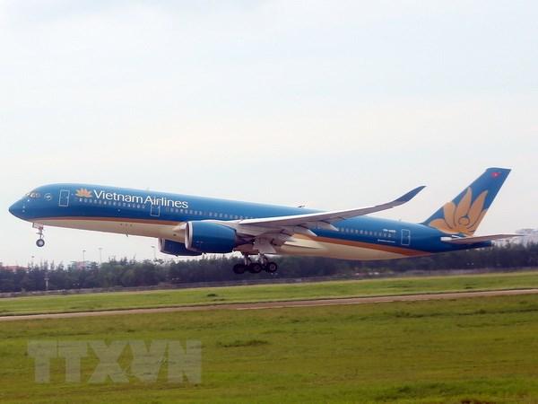 Lap doan kiem tra vu may bay Vietnam Airlines gap su co tai Vinh hinh anh 1
