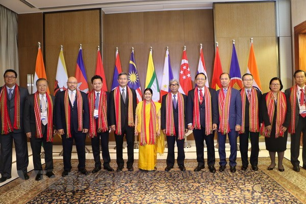 An Do-ASEAN ky vong kim ngach song phuong som dat 100 ty USD hinh anh 1