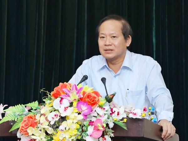 Ong Truong Minh Tuan giu chuc Pho Truong Ban Tuyen giao TW hinh anh 1