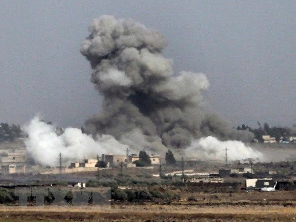 Nga, Iran, Tho Nhi Ky day nhanh tien trinh lap Uy ban Hien phap Syria hinh anh 1