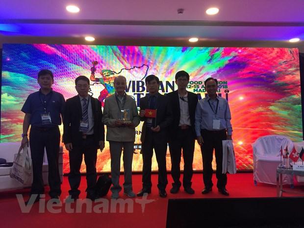 Viet Nam tham du Hoi cho Thuc pham Vibrant Tamil Nadu tai An Do hinh anh 1