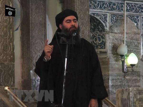 IS cong bo doan bang ghi am cua thu linh al-Baghdadi hinh anh 1