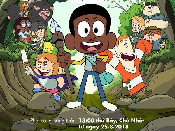 Phim hoat hinh an khach Cau be Craig len song kenh Cartoon Network hinh anh 1