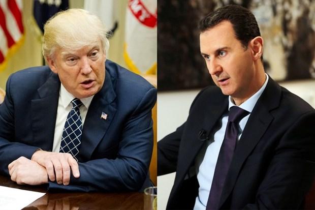 Bob Woodward: Ong Trump tung muon am sat Tong thong Syria hinh anh 1