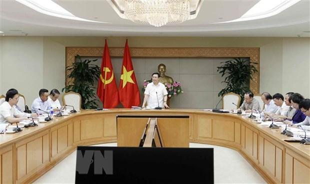 Xu ly 12 du an yeu kem nganh Cong Thuong dung co che thi truong hinh anh 1