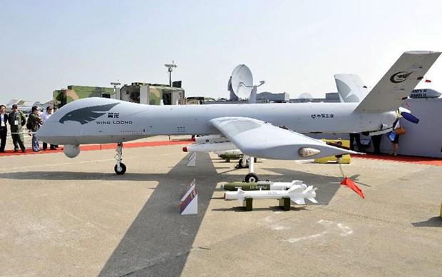 Trung Quoc se ban 48 UAV quan su cao cap cho Pakistan hinh anh 1