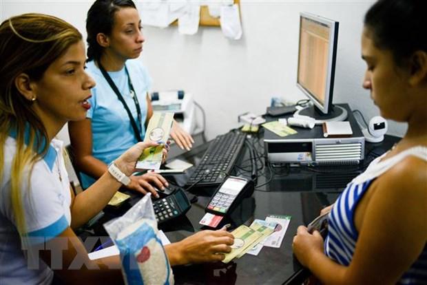 IMF du bao lam phat tai Venezuela tang