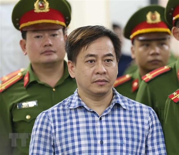Truy to Phan Van Anh Vu cung 25 bi can trong vu gay thiet hai tai DAB hinh anh 1