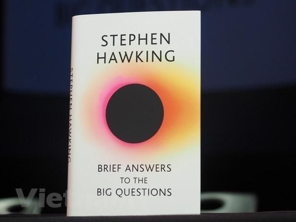 """Ra mat cuon sach cuoi cung cua """"ong hoang vat ly"""" Stephen Hawking hinh anh 1"""