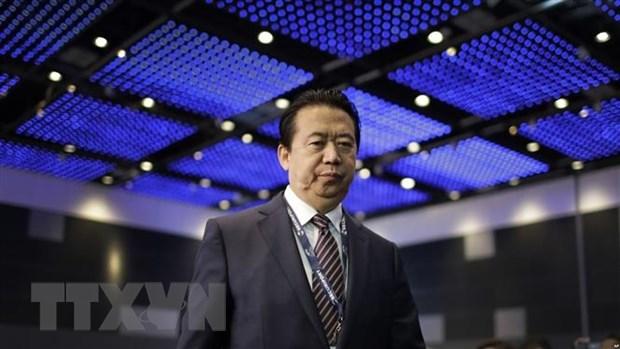 Trung Quoc xoa ten Chu tich Interpol trong Uy ban Toan quoc Chinh Hiep hinh anh 1