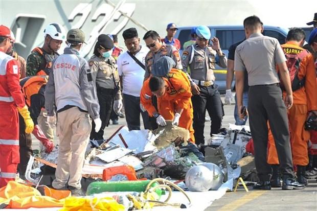Indonesia: Tiep tuc tim thay nhieu phan thi the khong nguyen ven hinh anh 1