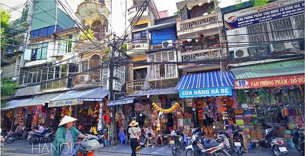 'Street Life Hanoi': Kham pha Ha Noi tu mot goc nhin cua CNN hinh anh 1