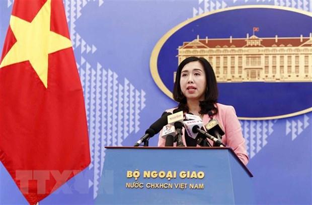 Bo Ngoai giao: Trung Quoc xam pham nghiem trong chu quyen cua Viet Nam hinh anh 1