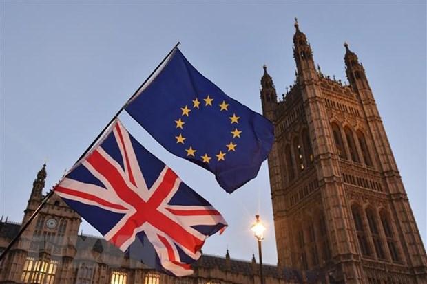 "EU: Cuoc dam phan Brexit da dat duoc ""tien trien quyet dinh"" hinh anh 1"