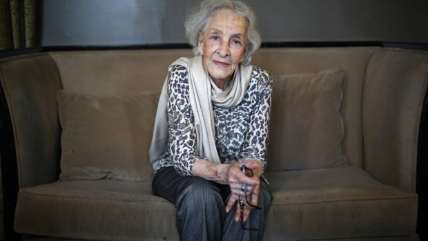 Nha tho Uruguay Ida Vitale thang giai van hoc Cervantes 2018 hinh anh 1