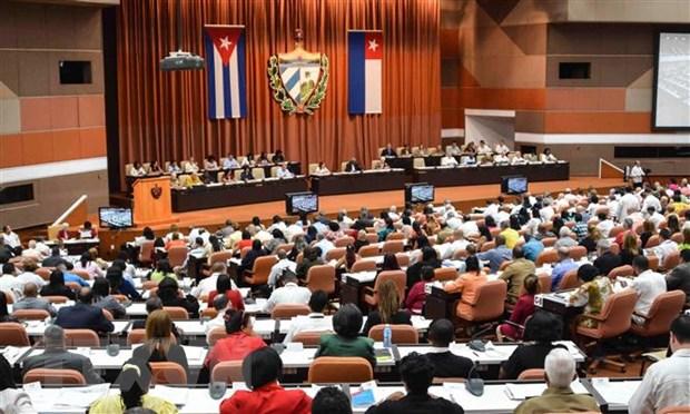 Cuba phan doi nghi quyet ve nhan quyen cua Nghi vien chau Au hinh anh 1