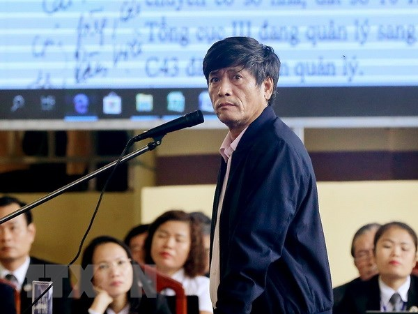 Nguyen Thanh Hoa phu nhan loi khai cua minh tai co quan dieu tra hinh anh 1